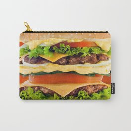Burger Me! Carry-All Pouch