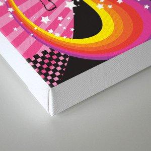 Beat Club Canvas Print
