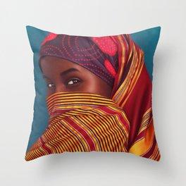 Saafi Throw Pillow