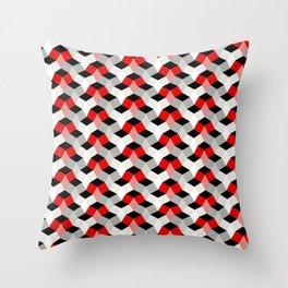 Diamonds In The Rough - Design 1 Throw Pillow