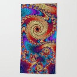 Bohemian Dream Beach Towel