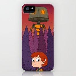 Meryl iPhone Case