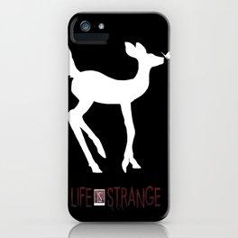 Always Strange iPhone Case
