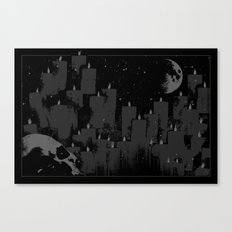 SUMMON Canvas Print