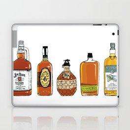 5 Whiskeys Laptop & iPad Skin