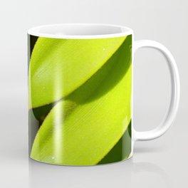 Vegetable balance - Green design Coffee Mug