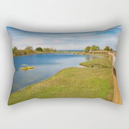 Assateague Island Marsh Rectangular Pillow