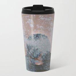 Hiding Behind Travel Mug