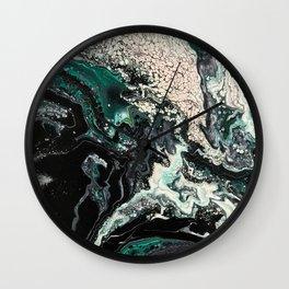 Fluid No. 17 Wall Clock
