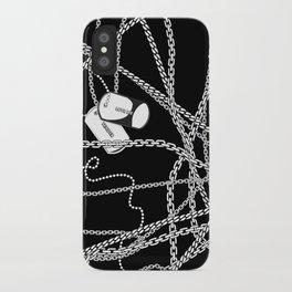 TENDER LOVE II iPhone Case