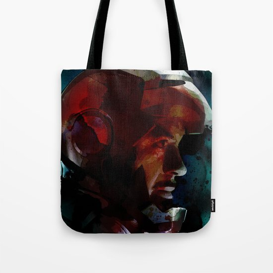 The Knight in the Shining Armour...  Tote Bag