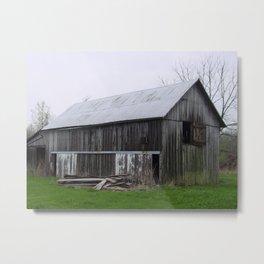 Barn Collection 2 Metal Print