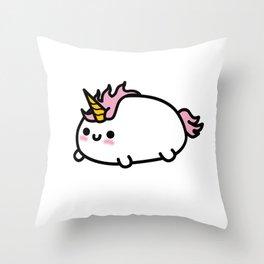 Little Unicorn Throw Pillow