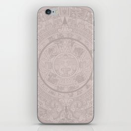 Maya Calendar iPhone Skin