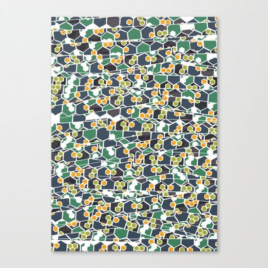 Beeswax Canvas Print