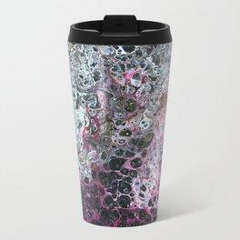 Acrylic pour 2 Travel Mug