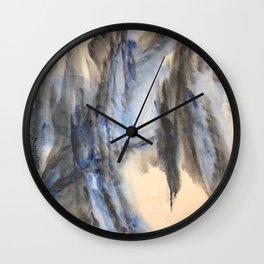 SH 13 - Confidant In The Mountain Wall Clock