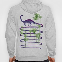 Dinosaur Walk Hoody