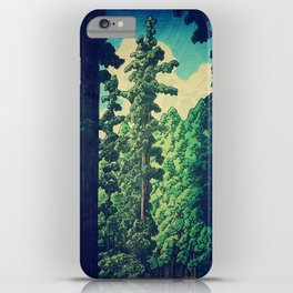 Under the cover of Yanakaden iPhone Case