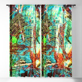 Think Fast Blackout Curtain