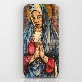 Ave Maria iPhone Skin