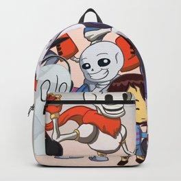 d85d9c460e21 Undertale Group Shot Backpack