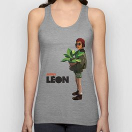 Mathilda, Leon the Professional Unisex Tanktop