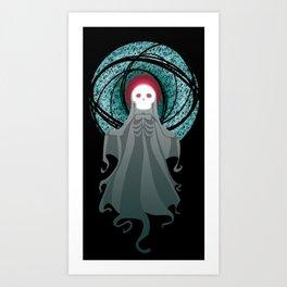 White Dwarf Art Print