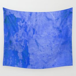 Blue Crush Wall Tapestry