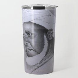 Sheikh Ibrahim Niass - Senegal Travel Mug