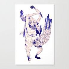 aozora Canvas Print