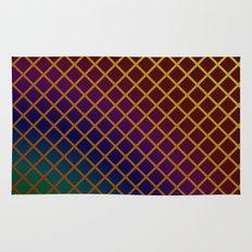 Geometric Abstraction. Rug