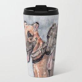 Deb's Dogs Travel Mug
