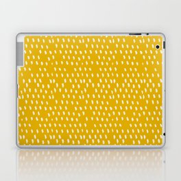 Yellow Modernist Laptop & iPad Skin