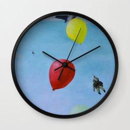 Joy Deploy Wall Clock