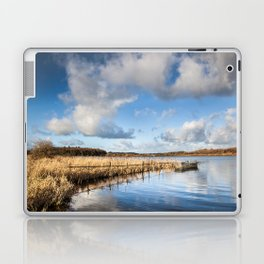 Blue Reflections Laptop & iPad Skin