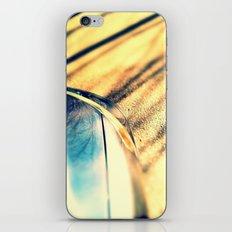 Toy Car iPhone & iPod Skin