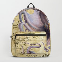 Octopus Ancient Backpack