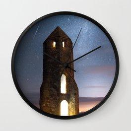 Pepperpot Wall Clock