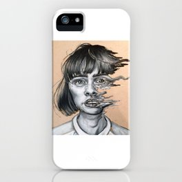 Going, Gone iPhone Case