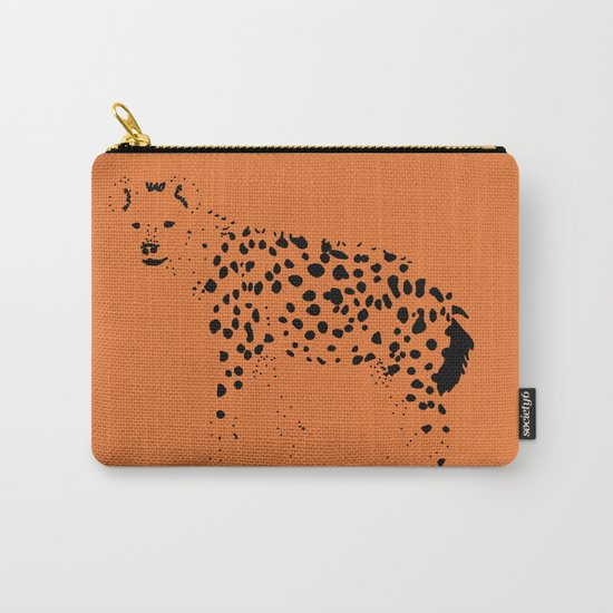 Hyena Spots Carry-All Pouch