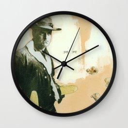 STEVEN DANA POP POP POP Wall Clock