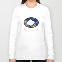 notebook Long Sleeve T-shirts featuring Notebook Entertainment 2 by NotebookFilms
