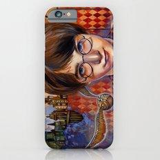 Harry's First Quidditch Match Slim Case iPhone 6s