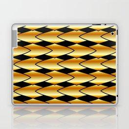 Luxury golden texture Laptop & iPad Skin