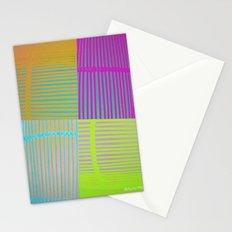 Di-simetrías Color Stationery Cards