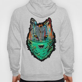 Wolf Mother - Screen Print Edition  Hoody