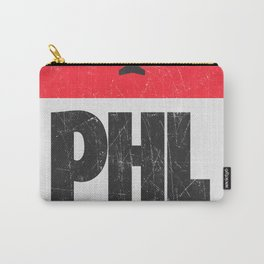 PHL RED airport code Carry-All Pouch