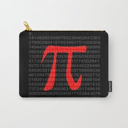 The Constant Pi Carry-All Pouch