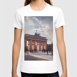 Brandenburg Gate in the Evening T-shirt